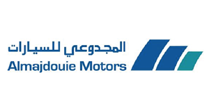 Almajdouie Motors Logo